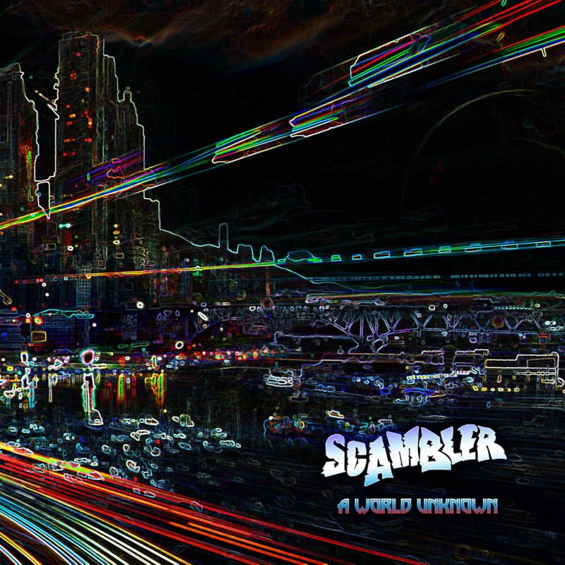 "Stream ""A world unknown"" by Scambler on Spotify"