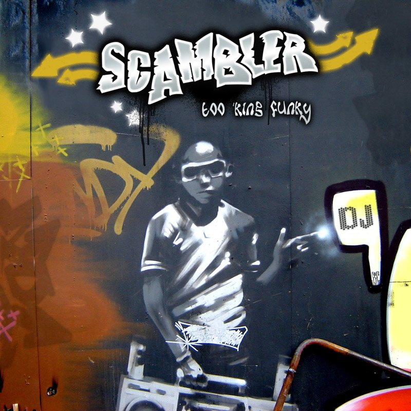 "Stream ""Too 'king funky"" by Scambler on Spotify"