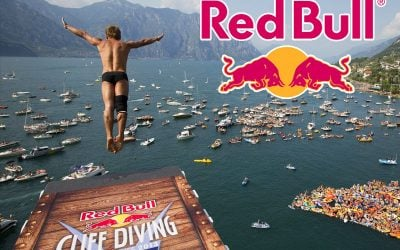 Scambler music selected for 'Red Bull Cliff Diving' TV show
