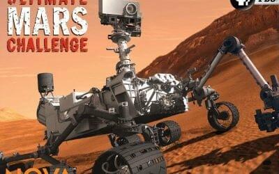 Music licensed for 'Ultimate Mars Challenge' on Nova (PBS)