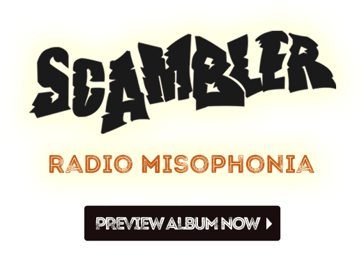 Radio Misophonia - preview album now!